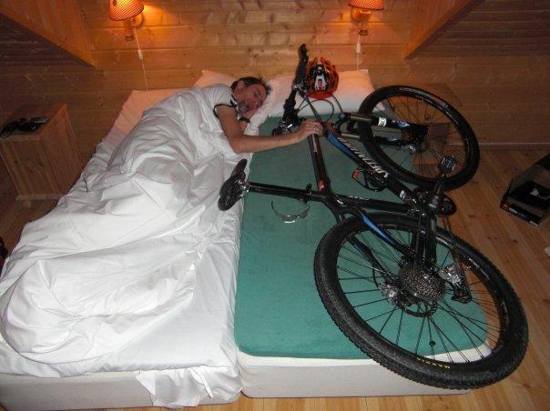 Yes powerspray cykel